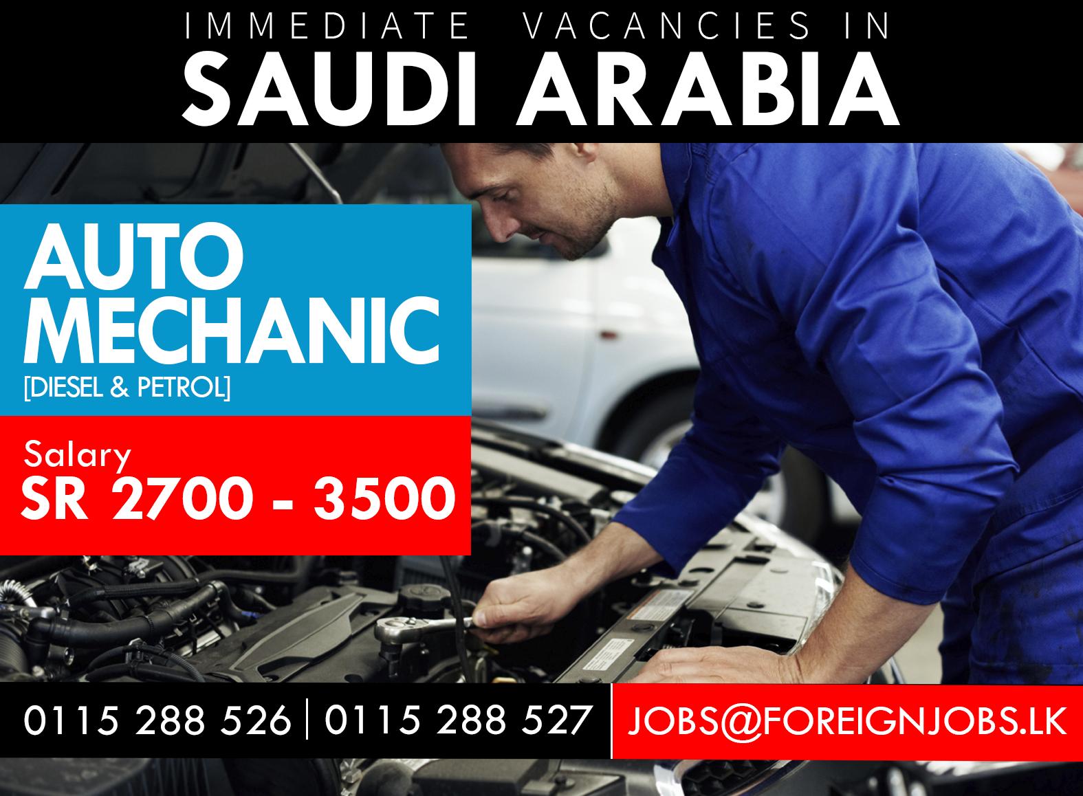 Diesel mechanics salary